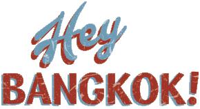 Hey Bangkok! Logo